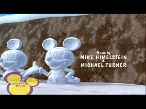 Playhouse Disney Scandinavia - MICKEY MOUSE CLUBHOUSE : ROAD RALLY - Ending Credits / Outro