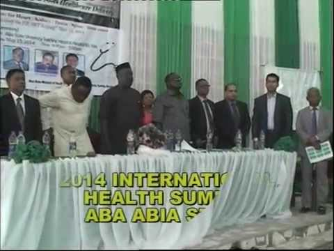 Kanu Heart Foundation International Health Summit 2014