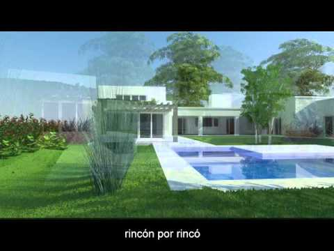 Dise o de jardines en 3d youtube - Diseno de jardines 3d ...