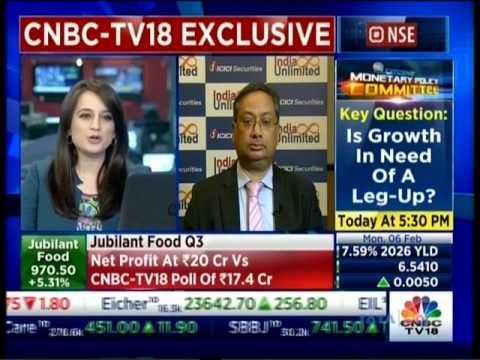 CNBC NSE Closing Bell, 06 Feb 2017 - Mr. Mayuresh Joshi, Angel Broking