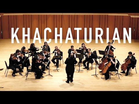 """Waltz from """"Masquerade"""" - Khachaturian"""