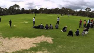 Mosque Fund Raising Double Wicket Cricket Tournament (Time-Lapse)