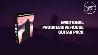 EMOTIONAL PROGRESSIVE HOUSE GUITARS | Sample Pack by Benjamin Rose | Alive Signature Sound 2020