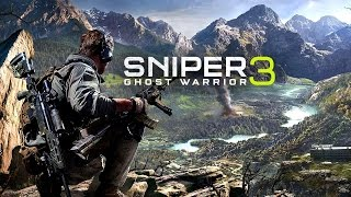 Sniper Ghost Warrior 3 - Official Slaughterhouse Gameplay Walkthrough (2017) 1080p 60fps