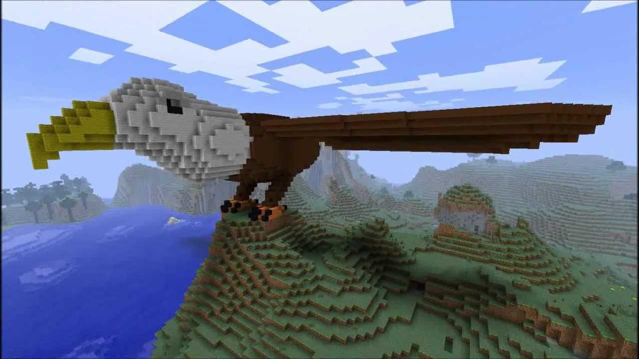Aigle Build Minecraft