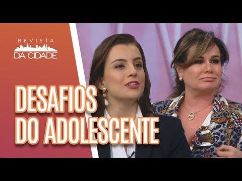 Filho ADOLESCENTE: Bullying, Sexualidade E Autoestima - Revista Da Cidade (22/05/18)