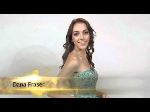 Miss Teenage Canada 2015 Delegates Introductions