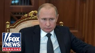 Putin: Russia condemns the attack against Syria