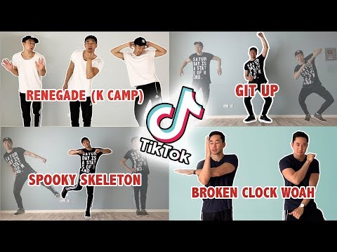 BEST TIK TOK DANCE COMPILATION + TUTORIALS (NOVEMBER 2019 UPDATE)