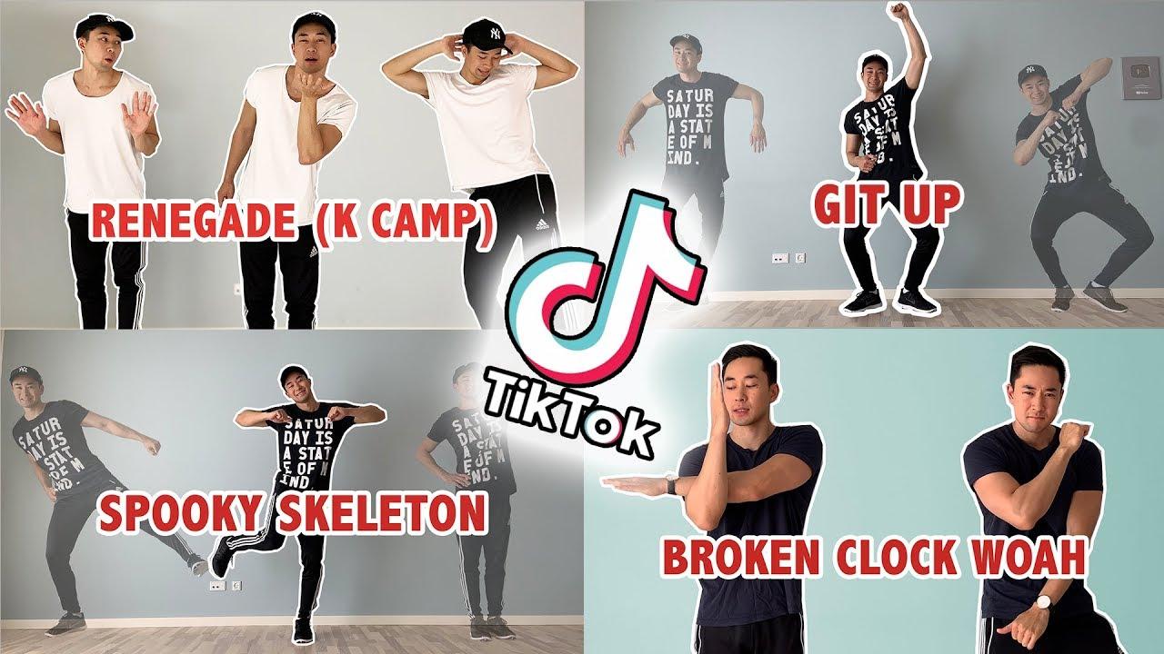 Best Tik Tok Dance Compilation Tutorials November 2019 Update Youtube