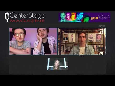 Justin Ingram, Christian Lees, Jonah Lees, & Jerry Lee Lewis III Of Sun Records On CMT
