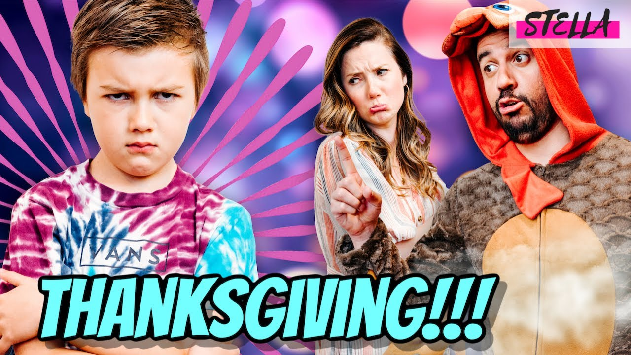 I'm NOT Thankful for ANYTHING!!! - Thanksgiving Special