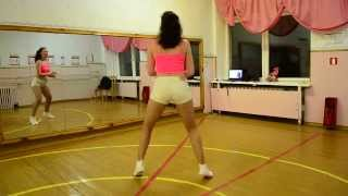 видео уроки по танцам от Кубекиной Татьяны бразильская самба регги