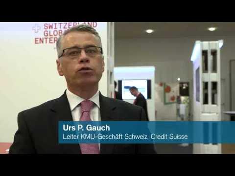 Aussenwirtschaftsforum 2013. Switzerland Global Enterprise & Credit Suisse