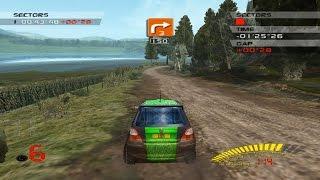 Dolphin Emulator 4.0-6301 | V-Rally 3 (EUR / PAL) [1080p] | Nintendo GameCube