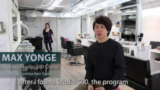 Success Story - from Studio 500 student to salon owner!