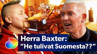 Latela 6.0 | Huttunen tapaa Scooterin! | discovery+ Suomi