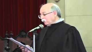 Recepção aos Calouros 2008 - Cerimônia de Posse dos Professores Titulares