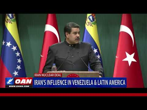 Iran's Influence in Venezuela & Latin America