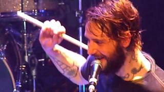 Band of Horses - The General Specific (live in Amsterdam) 2011-02-23