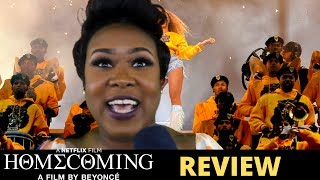Homecoming A Film By Beyonce Netflix Review