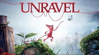 Свежачок! Unravel — Вязаный человечек! (HD) играем первыми