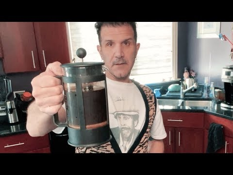 Anthrax's Charlie Benante Cosplays as Ferris Bueller While Making Quarantine Coffee