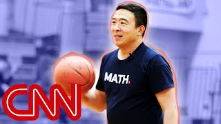 One-on-one with Andrew Yang