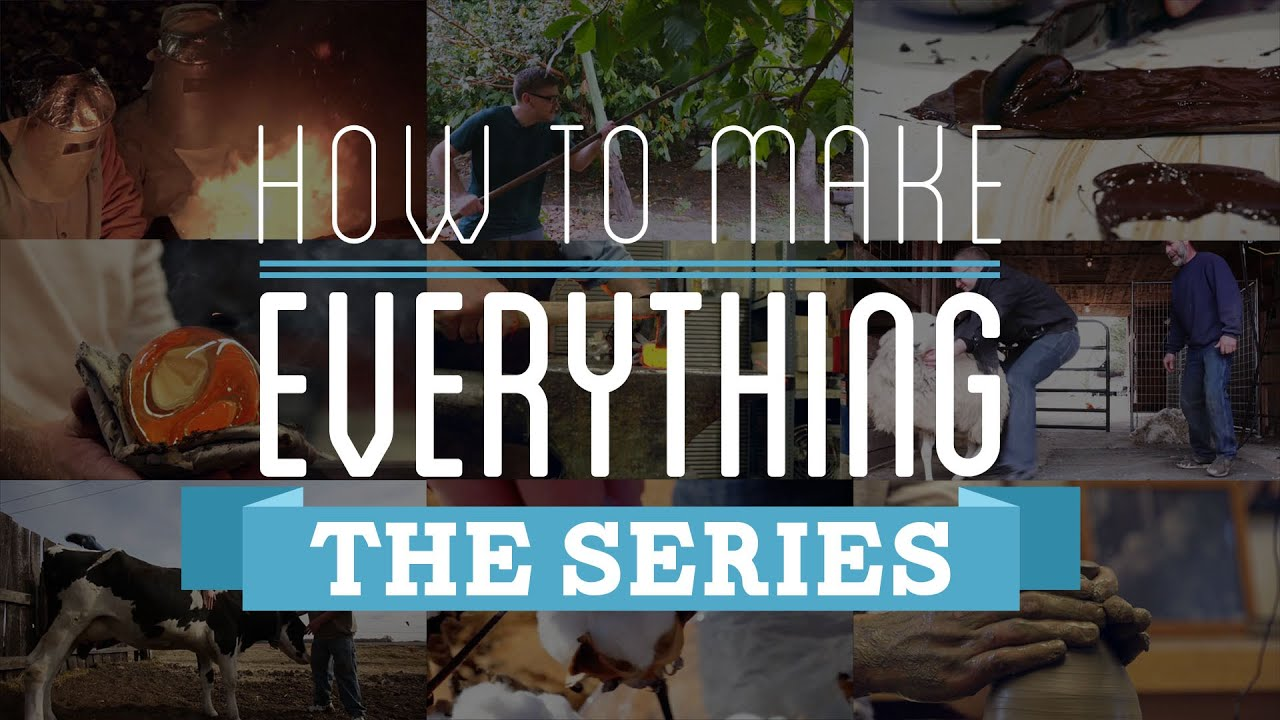 How to Make Everything: Our Mission