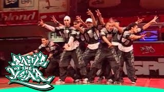 BOTY 2006 - VAGABONDS (FRANCE) - SHOWCASE [OFFICIAL HD VERSION BOTY TV]