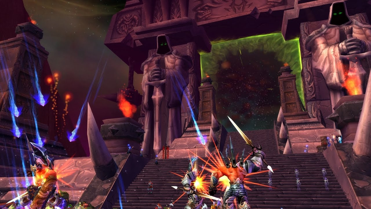 Unofficial World of Warcraft 'Felmyst' Server Revisits The Burning