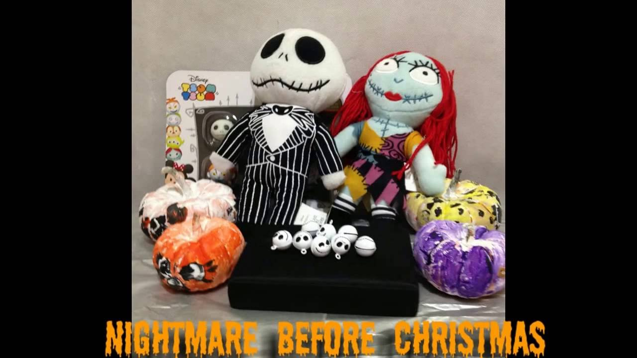 Diy jack skellington s body nightmare before christmas youtube - Nightmare Before Christmas Diy Jack Skellington Charm Bracelet Tsum Tsum Toys Necklace Giveaway