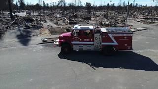 Coffey Park/Fountain Grove Devastation