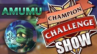 CHAMPION CHALLENGE SHOW | AMUMU #5 VAMOS A BUSCAR AMIGOS