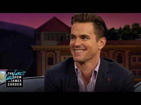 Matt Bomer Stayed in a Haunted Hotel