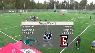 Men's Soccer - Everett CC vs Shoreline CC