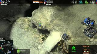 Dreamhack Open Winter 2014 Loser Bracket Round 1 Day 2 - TaeJa vs HerO