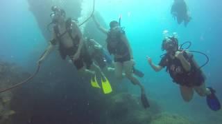 Open Water Diving in Perhentian