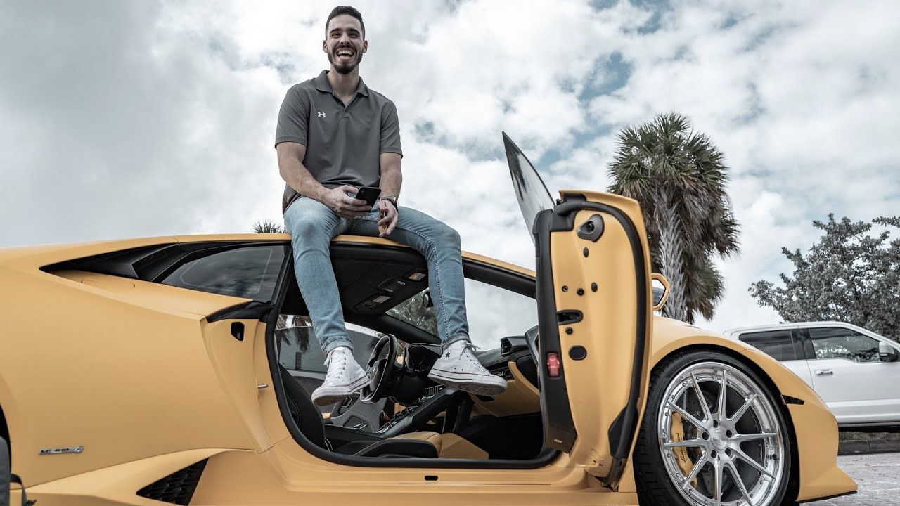 How I Bought My First Lamborghini At Age 22!