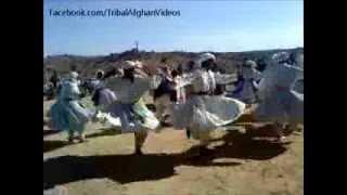 Best Attan tribal Afghan attan