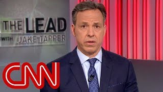 Tapper calls out Sanders for 'facts' comment