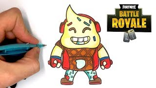TUTO BABY POP - DESSIN GLACE SKIN (FORTNITE)