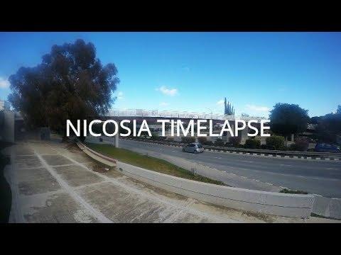 Nicosia Time-Lapse & Night-Lapse