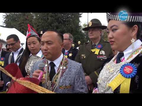 Hmong Report: Sacramento Hmong New Year 2018 Opening Nov 30 2017
