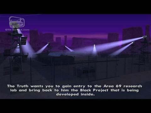 GTA San Andreas - Walkthrough - Mission #72 - Black Project (HD)