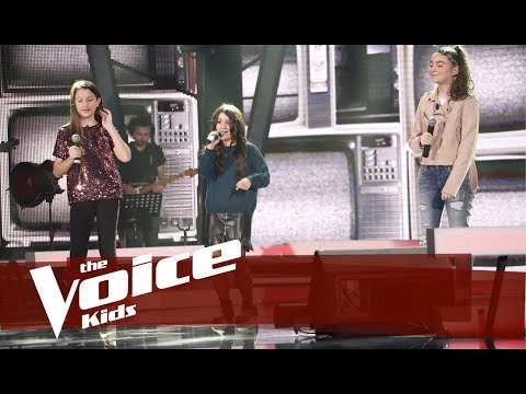 Era vs Elma vs Sara - What Do You Want From Me | Betejat | The Voice Kids Albania  2019