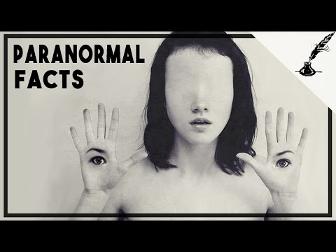 Top 10 Paranormal Facts | My 2016 Favourites' COMPILATION