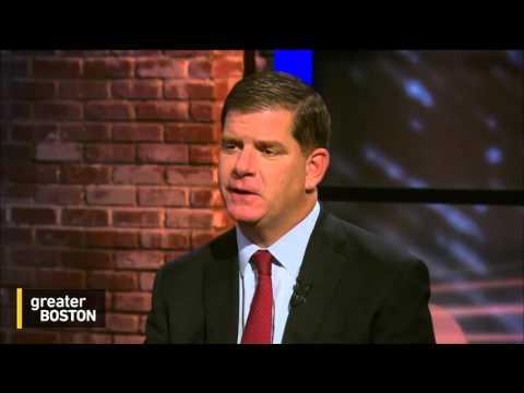 Boston Mayor Marty Walsh On Casinos, 2016 & Gun Control
