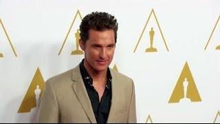 Matthew McConaughey admet qu