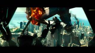 Transformers DOTM - Nascar Daytona 500 TV Spot (HD 720p)